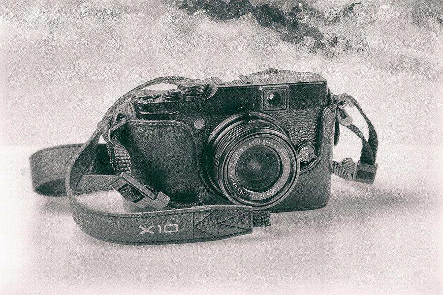 Fujifilm x-10