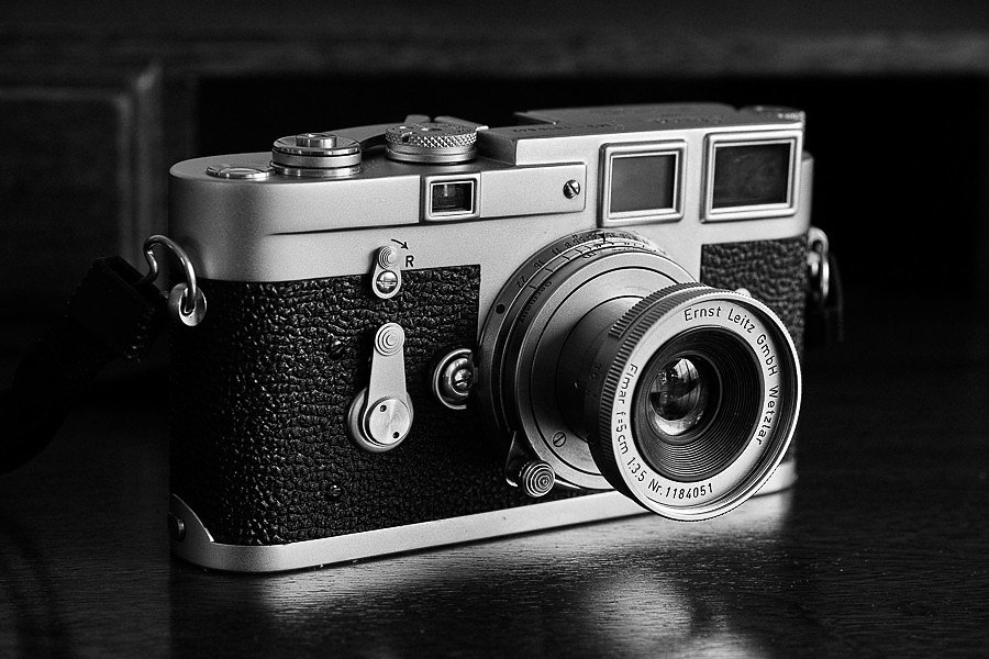 Leica M3 and Leitz 50mm